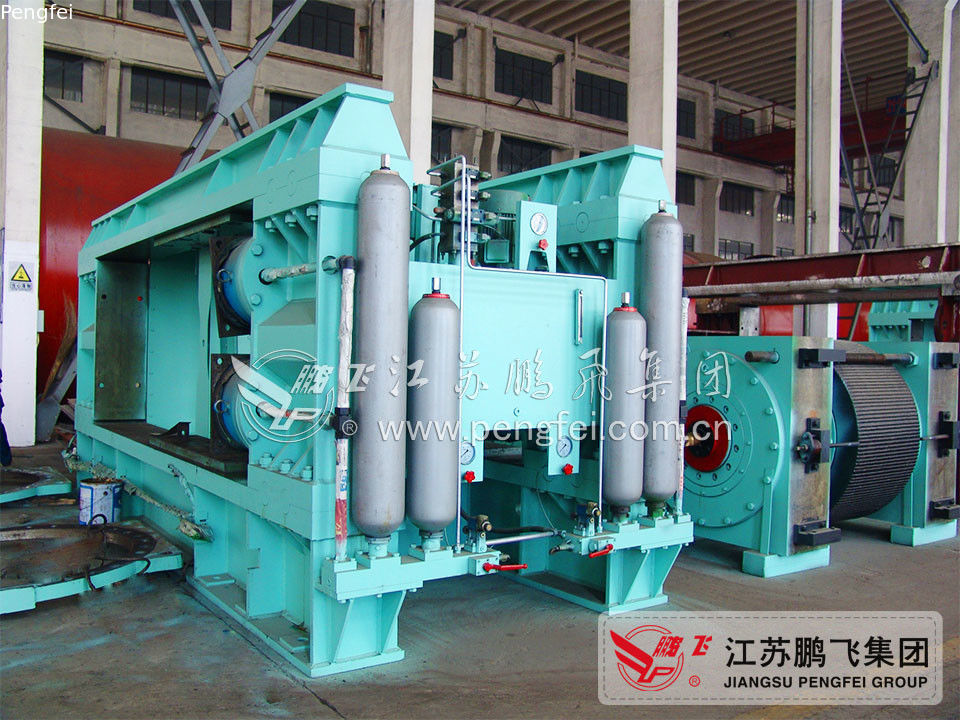PFG120-60 Pengfei Raw Material Cement Production Plant